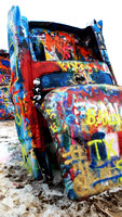 Cadillac Ranch Amarillo, TX